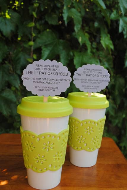 Ideas To Celebrate The First Day Of School