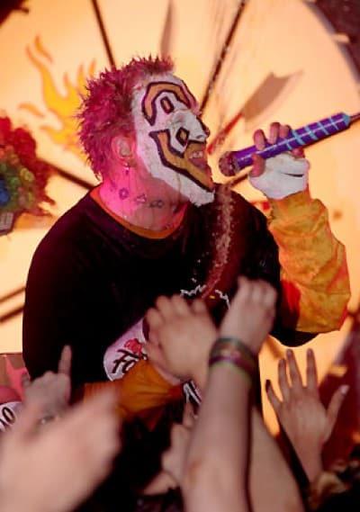 Violent J Gathering of Clowns