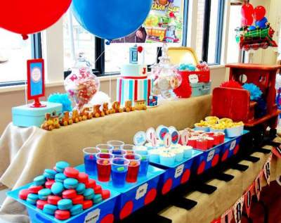 DIY Birthday Parties Stress Moms Out