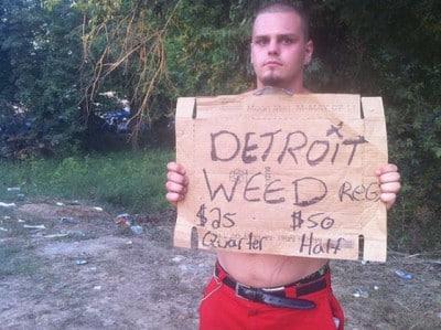 detroit weed