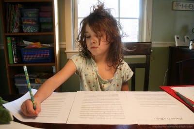 hates homework