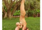 Naked Yoga Mom's Instagram Account Is Shut Down, Of Course