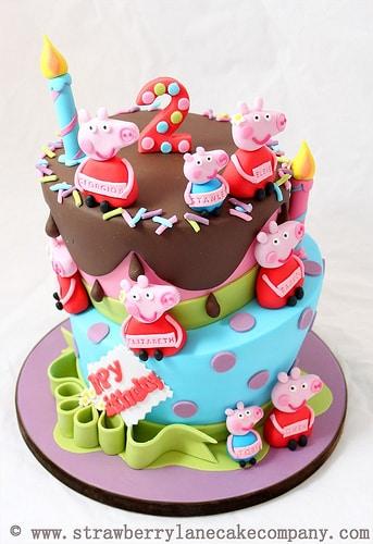 Birthday Cakes Shropshire