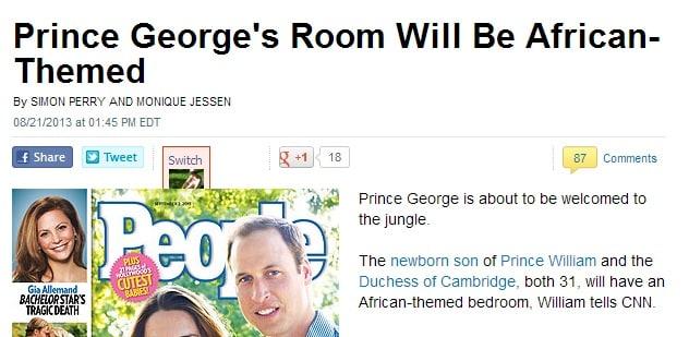 prince george nursery