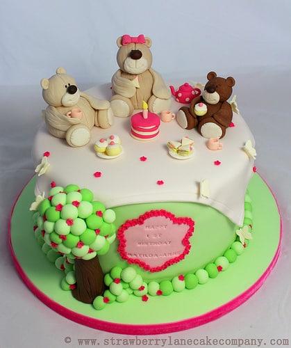 20 Enviable Kiddie Birthday Cakes Mommyish