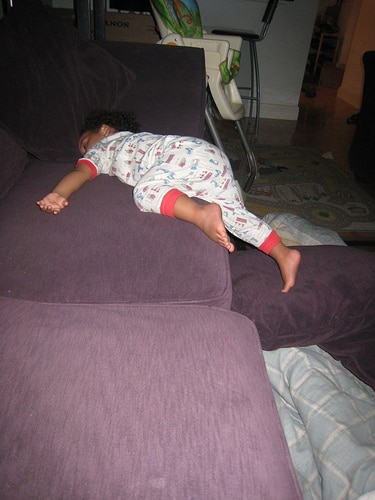 20 Amazing Kid Patented Sleeping Positions Page 2 Of 2