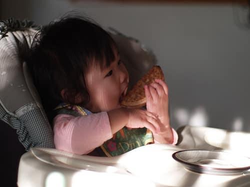 toddler waffle