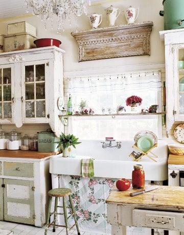 vintage kitchen 5