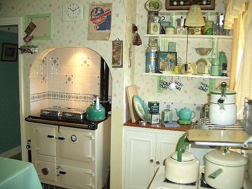 20 Retro Kitchens That I Need In My House - Mommyish