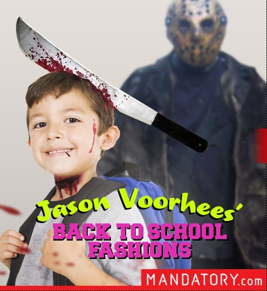 back to school friday the 13th