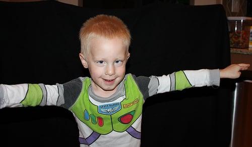 buzz lightyear toddler