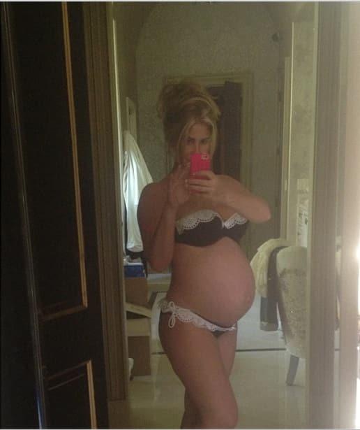 Kim ZolciakBiermann pregnant