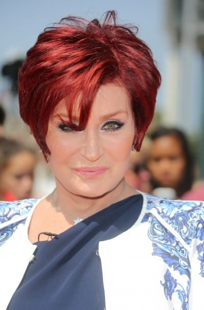 Hairstyle Cut : How To Cut Sharon Osbourne S Hairstyle newhairstylesformen2014.com