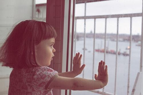 toddler window