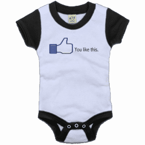 you like this facebook onesie