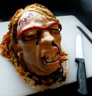 10 Horrific Cakes That Will Scare The Pants Off Your Kids This