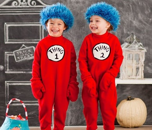 Pottery Barn Kids. 10 Halloween Costumes For Twins That Will Make You Squee