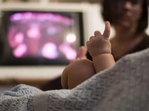 Anonymous Mom: I Let My 3-Month-Old Watch TV