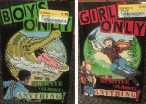 8-Year-Old Girl Gets Sexist Books Banned From Store So Our Evil Agenda Is Obvs Working