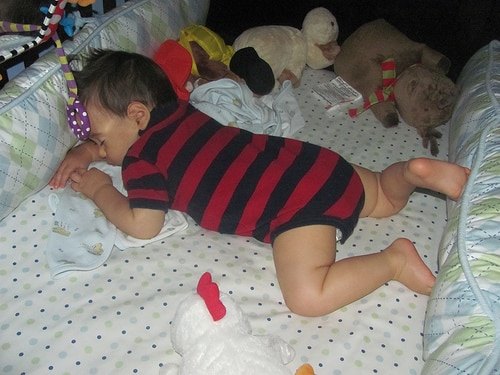 exhaustedbaby