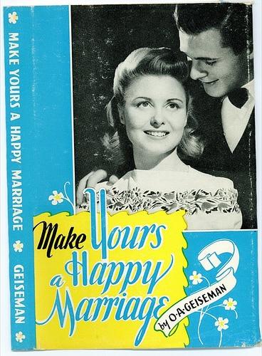 happy marriage book