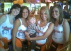Mom Trolls Sanctimommies Everywhere By Writing How She Joyfully Takes Her Kids To Hooters