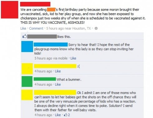 STFU Parents: How Parents Talk About Vaccines On Facebook (And Why Those Discussions Matter)