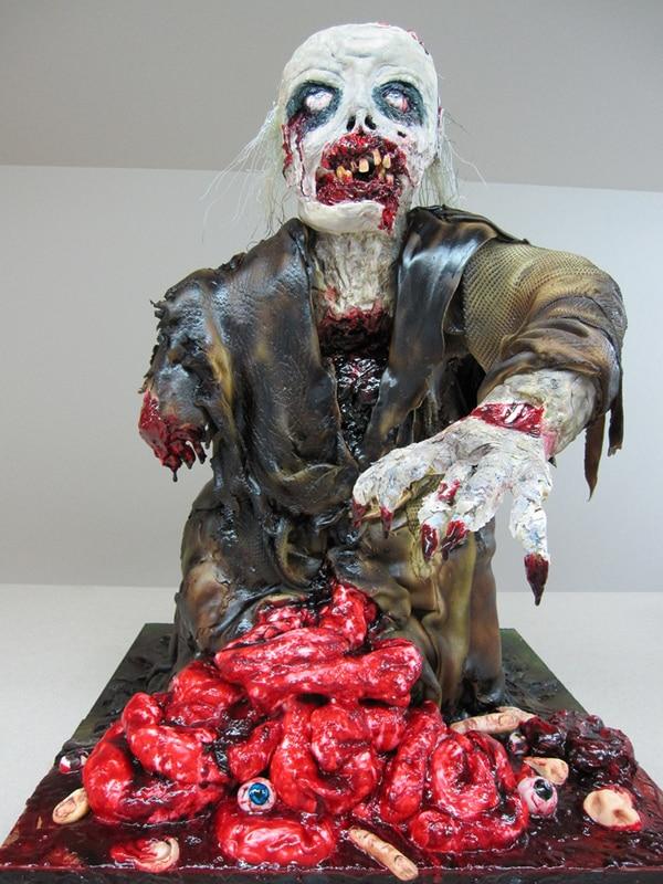 zombie-halloween-cake