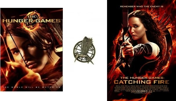 Catching Fire prizes