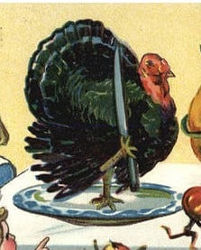 Thanksgiving family arguments