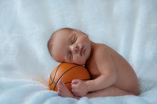 basketball-baby