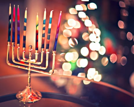 I Don't Want My Stepkids Having Their Christmas Traditions In My Jewish Household