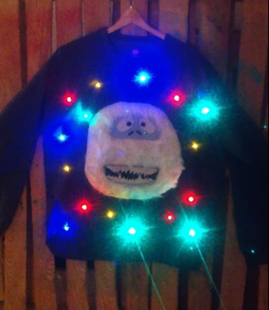 Christmas Sweaters That Light Up