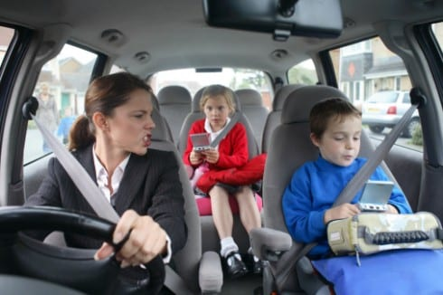 6 Ways I Keep My Car An Electronic Free Zone - Even In Holiday Traffic