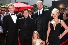 2013 Creative Arts Emmy Awards Ceremony - Arrivals