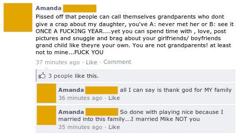 2. family drama