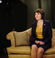 Cathy McMorris Rodgers Prepares For GOP Response To State Of The Union Address
