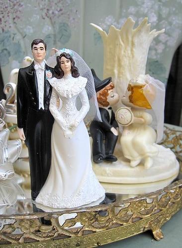 modern wedding industry