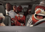 The Muppets Take a Game Day Road Trip with Toyota (Sponsored)