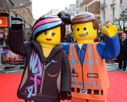 """The Lego Movie"" - VIP Screening - Inside Arrivals"