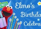 Happy Birthday Elmo! Here's How You Can Celebrate Live With Him!