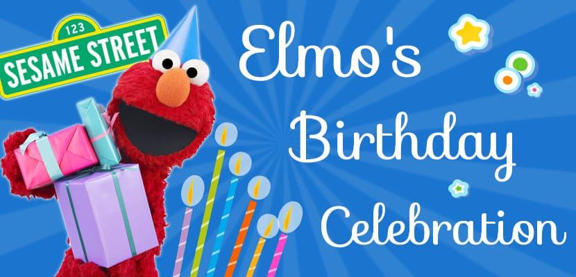 here u0026 39 s a live elmo birthday celebration for his birthday