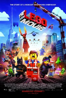 LEGO movie review LEGO Movie Cover