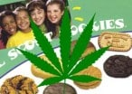 Enterprising Girl Scout Sells Cookies Outside Pot Clinic Because She Understands Location, Location, Location