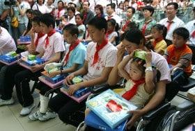 China starts Drug testing School Children