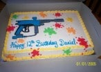 10 Gun Cakes For Kids That You Can Eat Without A Background Check