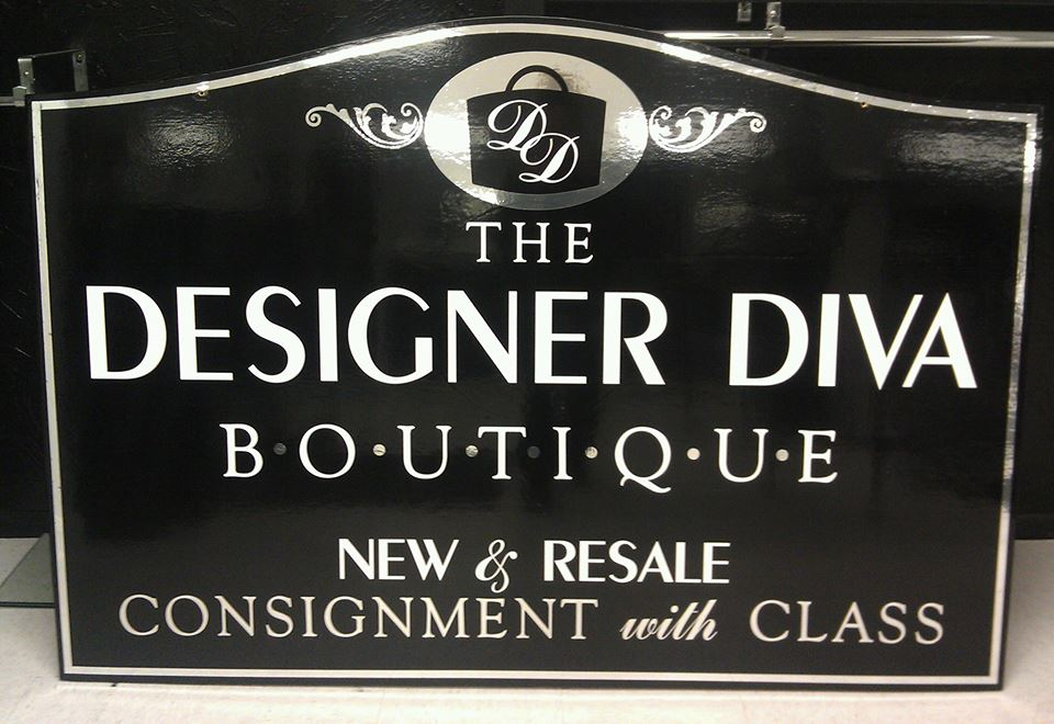Plus size prom dress search Designer Diva Sign