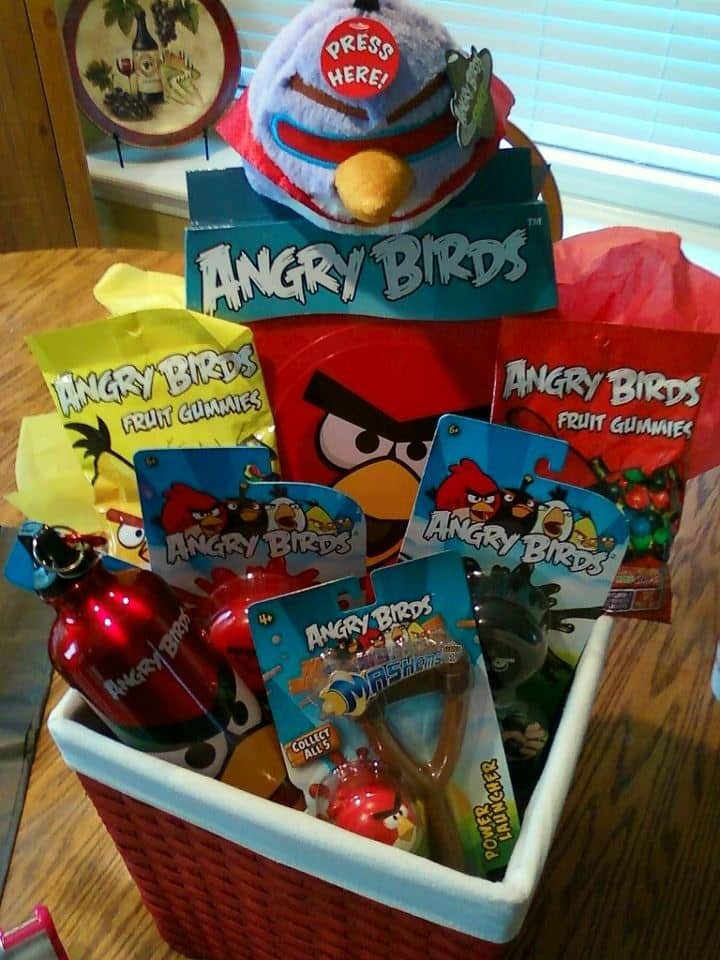 10 over the top kids easter baskets pinterest negle Gallery