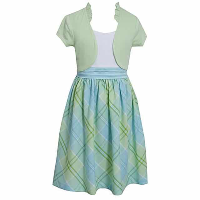 girls easter dress