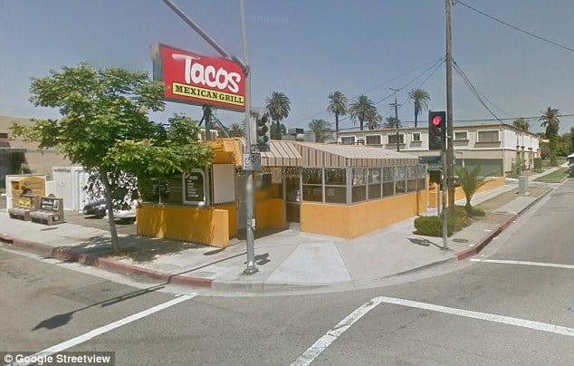 google streewt iew taco